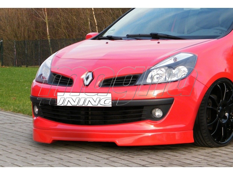 Renault Clio MK3 Extensie Bara Fata Intenso
