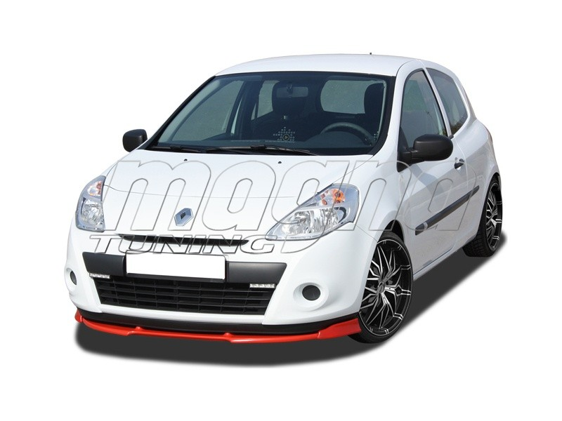 renault clio mk3 facelift verus x body kit. Black Bedroom Furniture Sets. Home Design Ideas