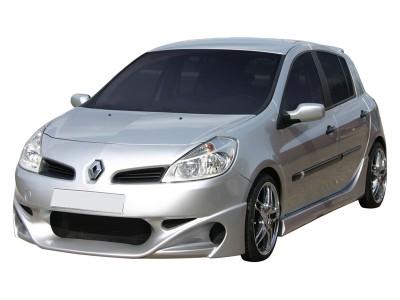 Renault Clio MK3 Ninja Seitenschwellern