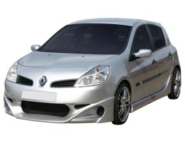 Renault Clio MK3 Praguri Ninja