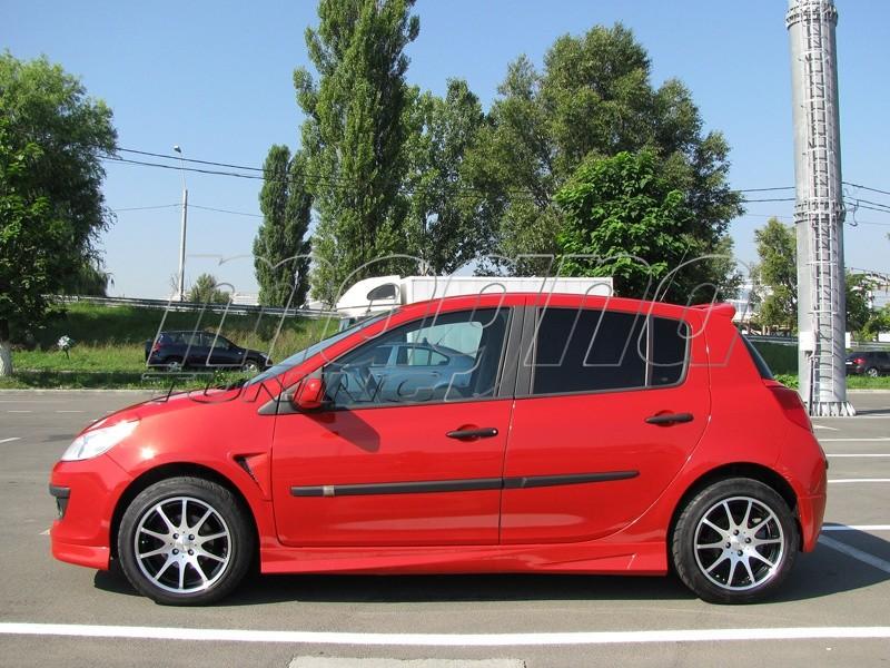 Renault Clio MK3 Praguri Speed