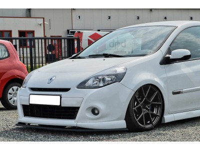 Renault Clio MK3 RS Invido Front Bumper Extension