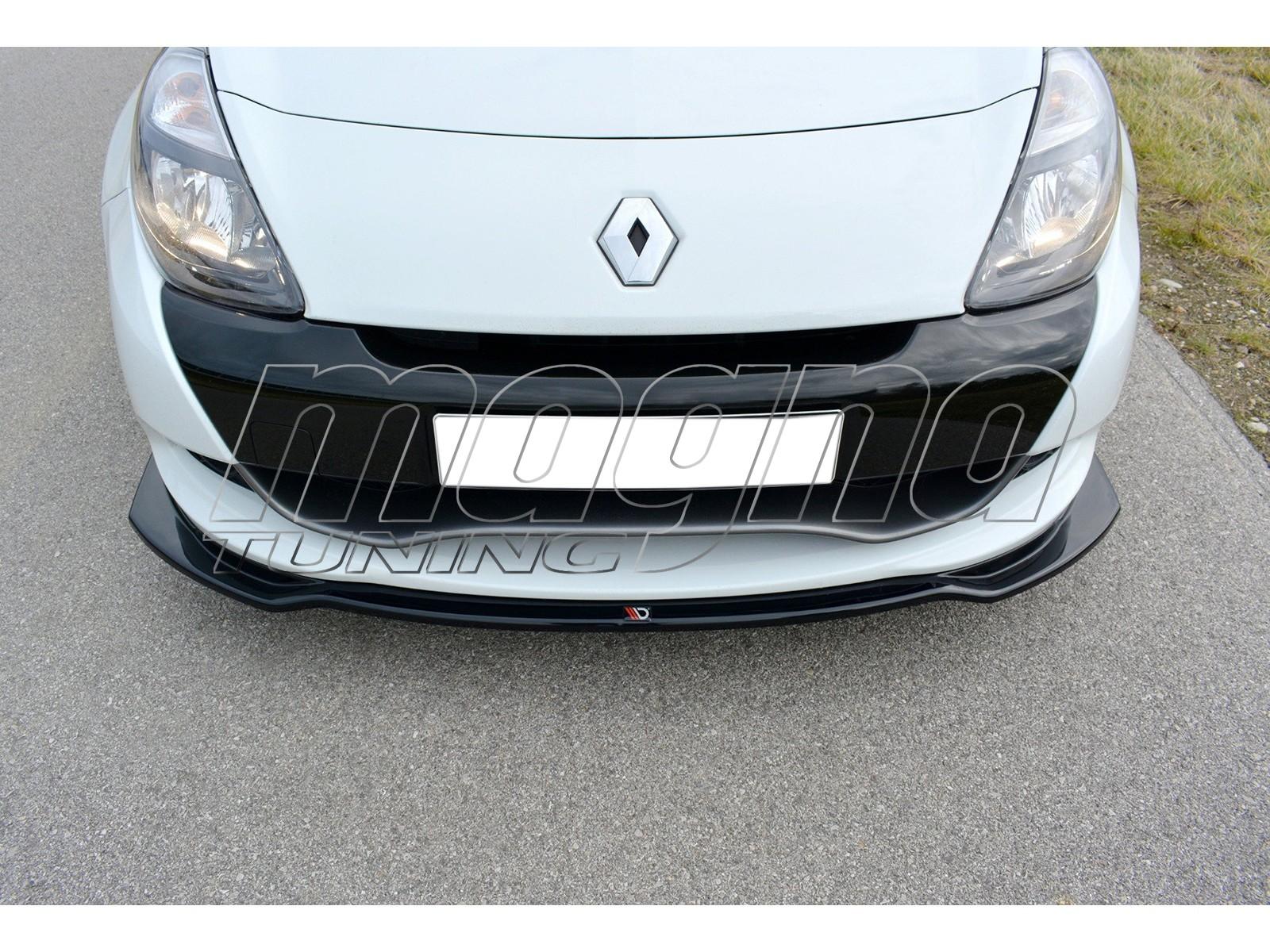 Renault Clio MK3 RS Matrix Front Bumper Extension