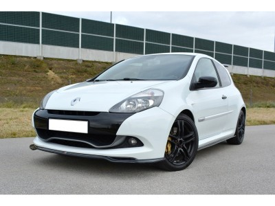 Renault Clio MK3 RS Matrix Front Bumper Extension