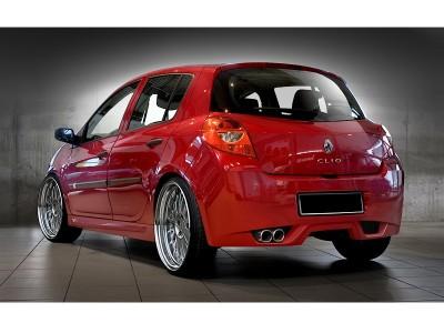 Renault Clio MK3 Razor Heckstossstange