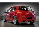 Renault Clio MK3 Razor Rear Bumper
