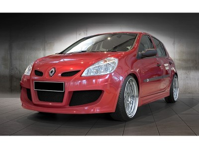 Renault Clio MK3 Razor Side Skirts