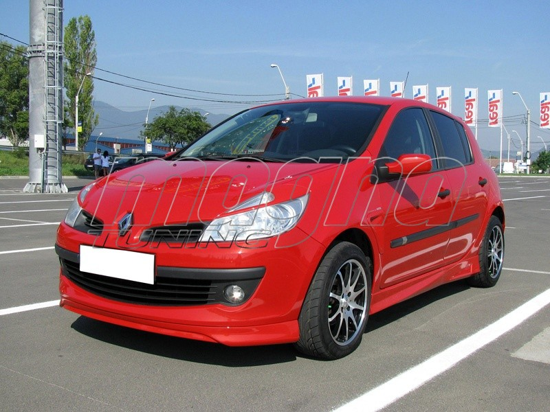 renault clio mk3 speed body kit. Black Bedroom Furniture Sets. Home Design Ideas