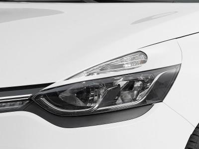 Renault Clio MK4 Cronos Scheinwerferblenden