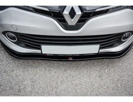 Renault Clio MK4 MX Front Bumper Extension