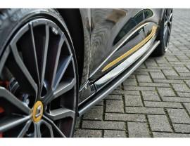 Renault Clio MK4 RS Extensii Praguri Invido