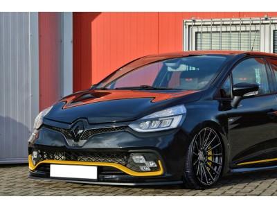 Renault Clio MK4 RS Invido Front Bumper Extension