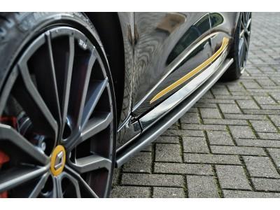 Renault Clio MK4 RS Invido Seitenschwelleransatze