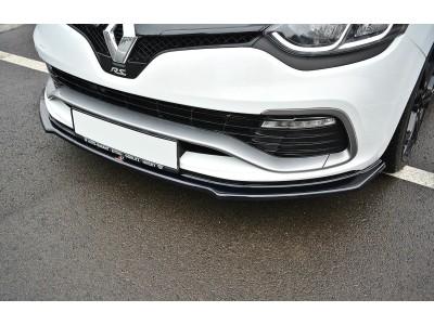 Renault Clio MK4 RS Matrix Front Bumper Extension