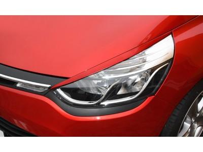 Renault Clio MK4 RX Scheinwerferblenden