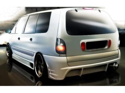 Renault Espace GhostRider Rear Bumper