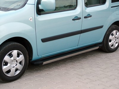 Renault Kangoo MK2 T2 Running Boards