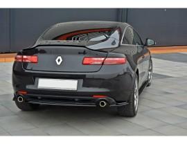 Renault Laguna MK3 MX Rear Bumper Extension