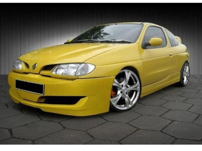 Renault Megane MK1 Coupe Radioactive Body Kit