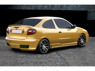 Renault Megane MK1 Cronos Heckstossstange