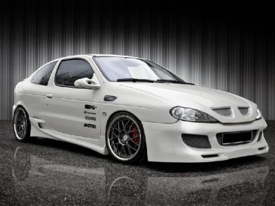 Renault Megane MK1 Facelift Body Kit M-Design