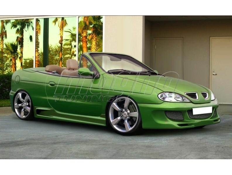 Renault Megane Mk1 Facelift M