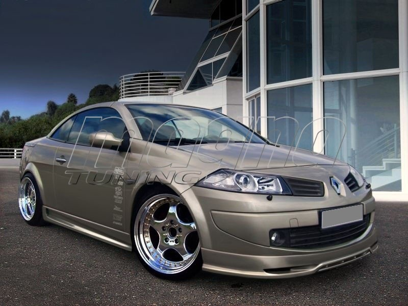 Renault Megane Mk2 Convertible A2 Body Kit