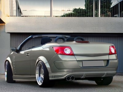 Renault Megane MK2 Convertible A2 Rear Bumper Extension