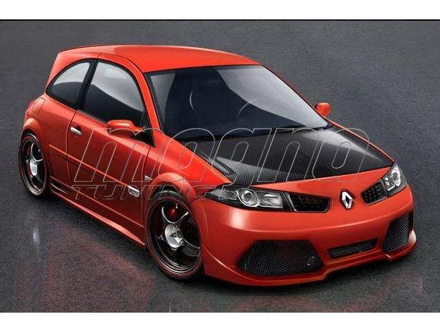 Renault Megane Mk Lambo Body Kit Picture on Alfa Romeo Brera