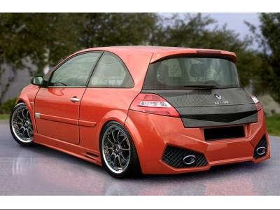 Renault Megane MK2 Lambo Heckstossstange