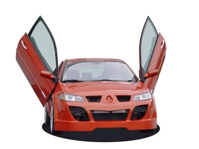 Renault Megane MK2 NX Front Bumper