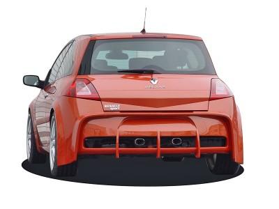 Renault Megane MK2 NX Rear Bumper