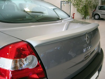 Renault Megane MK2 Sedan R-Line Rear Wing