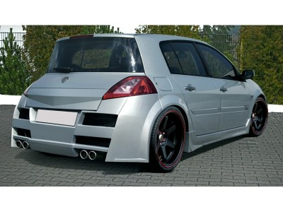Renault Megane MK2 Slider Side Skirts