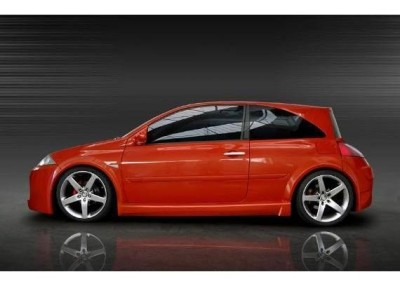 Renault Megane MK2 Speed Side Skirts