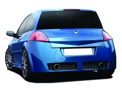 Renault Megane MK2 Valkyrie Rear Bumper