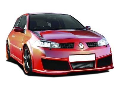 Renault Megane MK2 Valkyrie_Evo Front Bumper