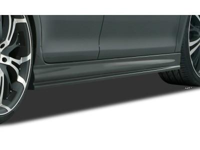 Renault Megane MK3 Coupe Evolva Seitenschwellern