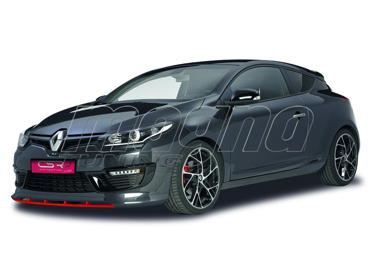 Renault Megane MK3 Facelift CX Eyebrows