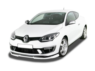 Renault Megane MK3 GT VFX Front Bumper Extension