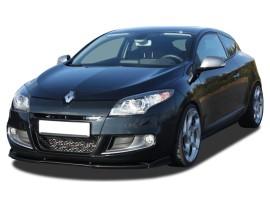 Renault Megane MK3 GT Verus-X Front Bumper Extension