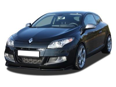 Renault Megane MK3 GT Verus-X Frontansatz