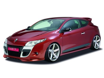 Renault Megane MK3 NewLine Side Skirts