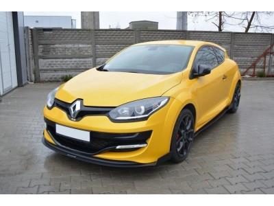 Renault Megane MK3 RS Extensie Bara Fata RaceLine