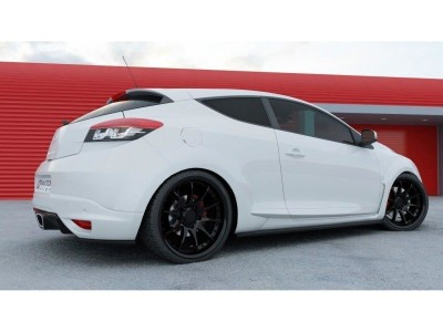 Renault Megane MK3 RS Meteor Side Skirts