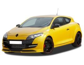 Renault Megane MK3 RS Verus-X Front Bumper Extension