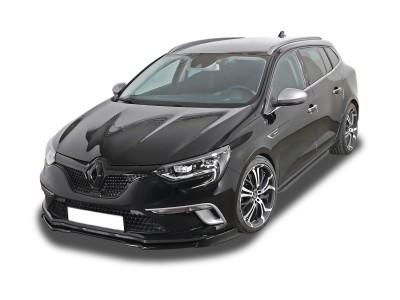 Renault Megane MK4 - body kit, front bumper, rear bumper, side