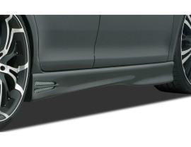 Renault Megane MK4 GT5 Side Skirts