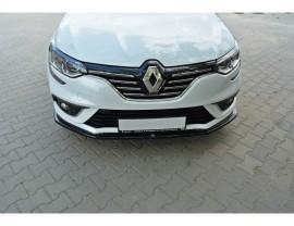 Renault Megane MK4 MX Front Bumper Extension
