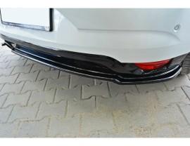 Renault Megane MK4 MX Rear Bumper Extension